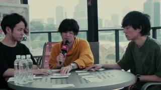Japanese bands attempt to figure out Singlish We quizzed Japanese b...