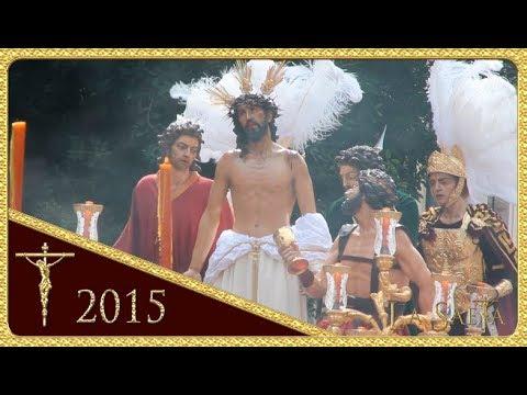 Nuestro Padre Jesús Despojado de sus Vestiduras - Jesús Despojado (Semana Santa de Sevilla 2015)