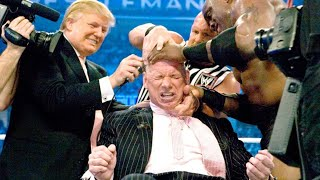 Retro Ups & Downs From WWE WrestleMania 23