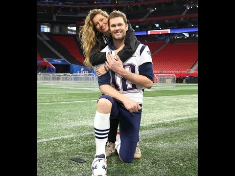 Gisele Bndchen Shares Loving Birthday Tribute to Tom Brady: 'Thank You for Being Our Rock'