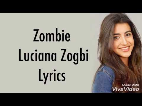 Zombie - The Cranberries Cover By Luciana Zogbi Lyrics