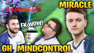 MIRACLE HUSKAR RAMPAGE With GH and MIND ConTrol In Battle Cup