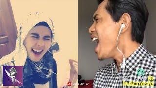 JUTAAN MATA TERTUJU PADA DUET SPEKTAKULER KHAI BAHAR & MASYITAH MASYA