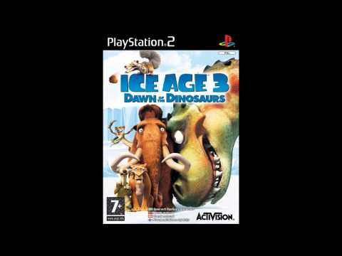 Ice Age 3: Dawn of the Dinosaurs Game Music - Main Menu Theme