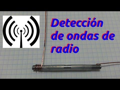 Tecnología Vintage: El Cohesor, Detector de Ondas Electromagnéticas.
