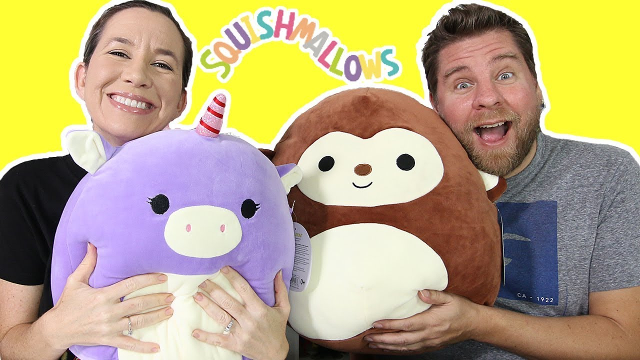 Youtube Stuffed Animals, Squishmallows You Have To Feel These Plush Youtube
