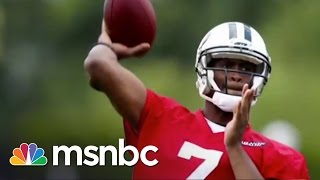 NY Jets QB Geno Smith 'Sucker Punched' By Teammate | msnbc