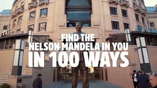 100 Ways to Find the Nelson Mandela in You