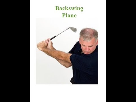 Finding Your Natural Backswing Plane