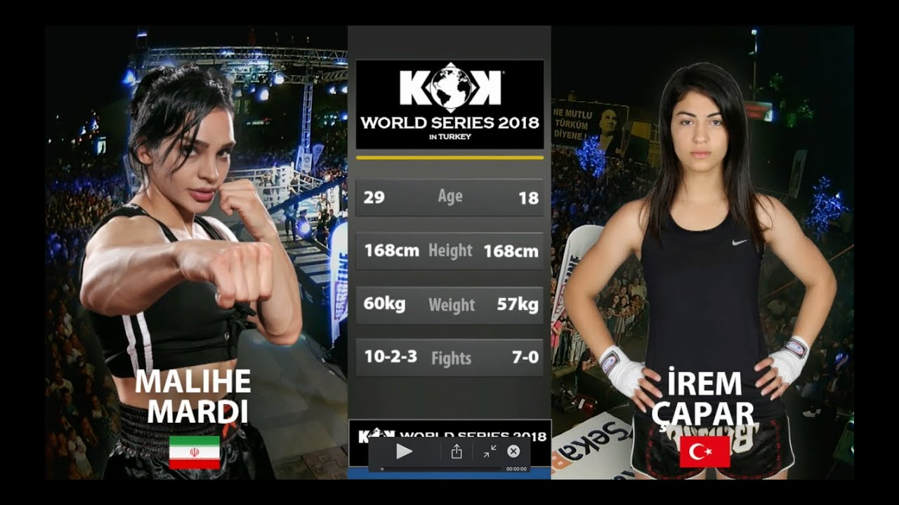 FULL FIGHT/ Flashback❗️KOK TURKEY / M.MARDI vs I.CAPAR
