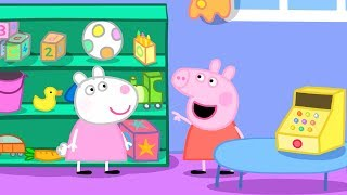 Peppa Pig Deutsch 🇩🇪 | Zusammenstellung von Folgen | 45 Minuten - 4K! | Peppa Wutz #PPDE2018