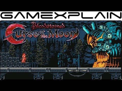 Bloodstained: Curse of the Moon - Game & Watch