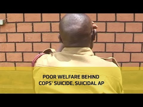 Poor welfare behind cops suicide, suicidal AP