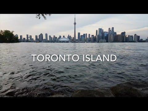 Toronto Island Ferry   CENTRE ISLAND 2018