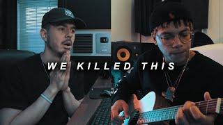 WE KILLED THIS BEAT!! | Making a beat with Chuki Beats !