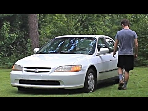 2000 Honda Accord LX: This is Good.