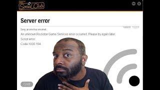 GTA 5 launcher error 1000 104 Permanent FIX 100% Tutorial 2018