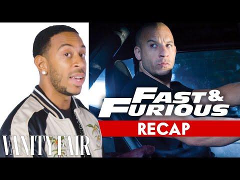 Ludacris Recaps Every Fast & Furious Movie In 8 Minutes | Vanity Fair