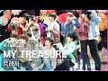 사이드캠4K 트레저 'MY TREASURE' TREASURE Side FanCam | @SBS Inkigayo_2021.01.17.