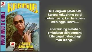 Farid Bani Adam Sinar Kuning Matahari Lirik.mp3