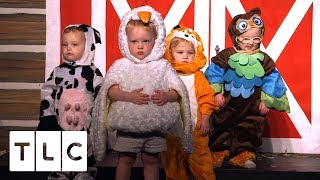 Old MacDonald Had A Farm | Outdaughtered
