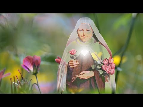 Song - Saint Theresa, with Us Glow!