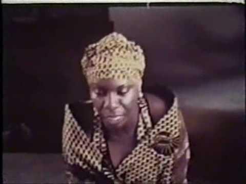 Nina Simone: Four Women - 1970's