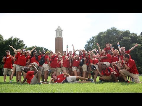 The University of Alabama: Week of Welcome (2017)