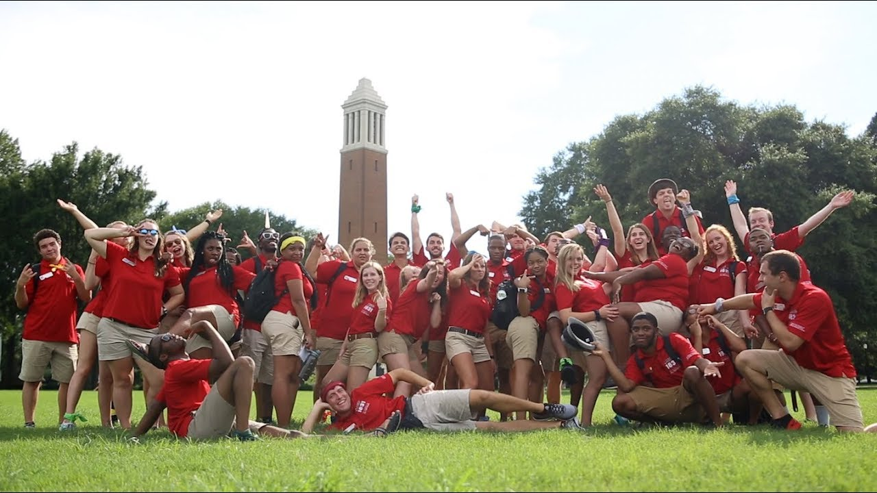 The University of Alabama Picture