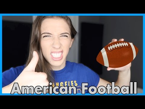 The Basics of American Football