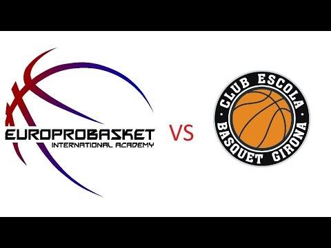 Europrobasket vs Ceb Girona Sep 21th 2017