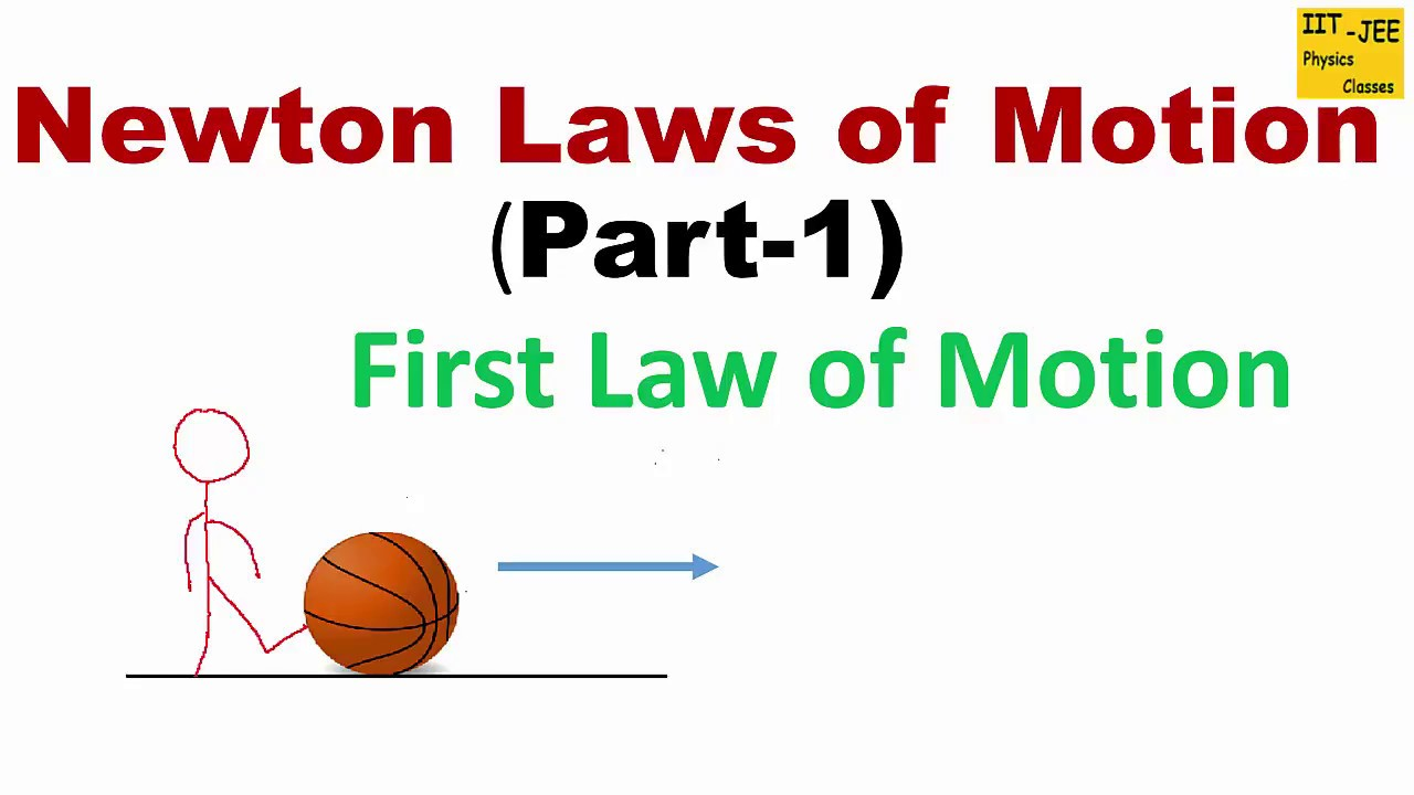 the newtons law and the ballet Physics of ballet dancing  ballet teaches self-discipline, correct body placement, strength, and  this concept is derived from newton's third law of motion (the .