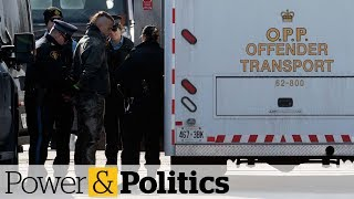 10 arrested at Tyendinaga blockade site | Power & Politics