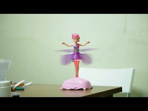 Летающая Фея, парящая в воздухе Flying Fairy, Флайн Фейри