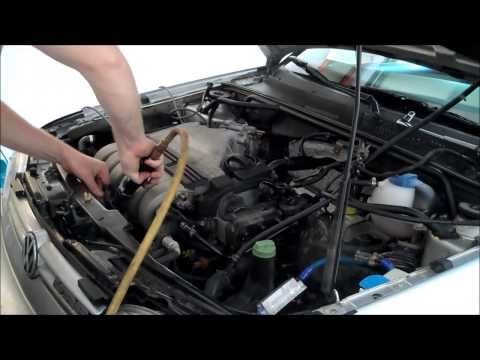VR6 Upper Intake Manifold Removal - How to DIY Golf Jetta Corrado 2.8L Audi VW AAA