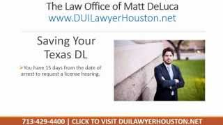DUI Lawyer Houston | (713) 429-4400 | DWI Attorney in Harris County, TX