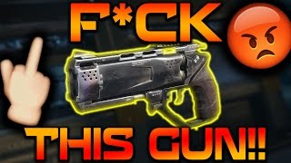 F*CK THIS GUN!! (BO3 Sniping Road To Nuclear)