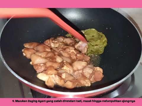 Membuat Ayam La Ji Zi Makanan Khas Negara China Youtube