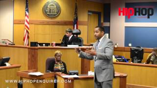 Prosecutor Gabe Banks Delivers Closing Argument in Eldorado Red Trial - Part 1
