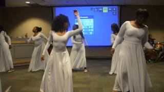 "Triumphant Praise Dance Troupe - ""No Gray"" by Jonathan McReynolds"
