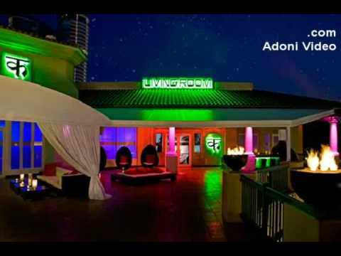 Living Room Night Club On Las Olas In Fort Lauderdale Florida