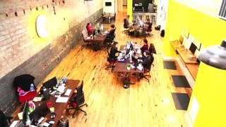 New Lemonly Office Cribs-Style Tour