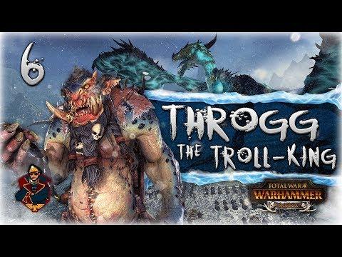 [6] Throgg's Mighty Rampage - Total War: Warhammer Norsca (Throgg Campaign)