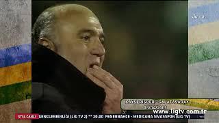 Tarihte Bugün|3 Nisan 2005-Kayserispor 2-2 Galatasaray