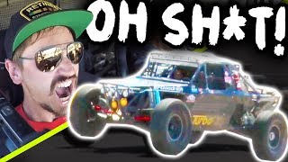 LSX Dune Buggy SHREDS the Streets!