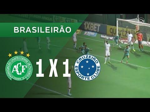 CHAPECOENSE 1 X 1 CRUZEIRO - GOLS - 13/10 - BRASILEIRÃO 2019
