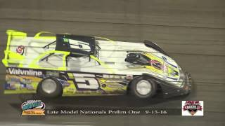 Lucas Oil Late Model Knoxville Nationals Night #1
