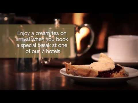 Enjoy Tea and Scones at one of our 7 Lake District Hotels