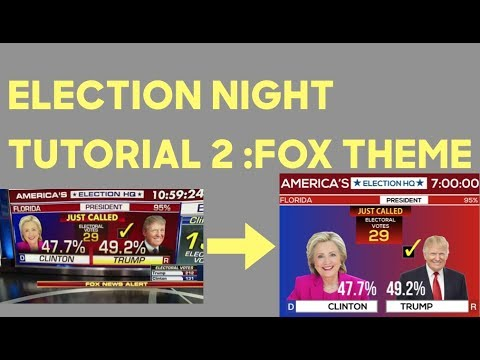 Election Night Tutorial | Fox News