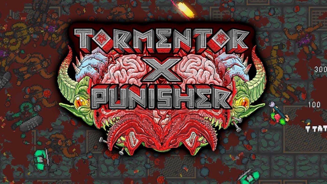 Tormentor X Punisher - One Shot Bosses! - Tormentor X Punisher ...